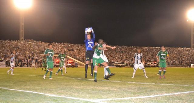 Treze empata sem gols contra o Cuiabá e segue sem vencer na Série C