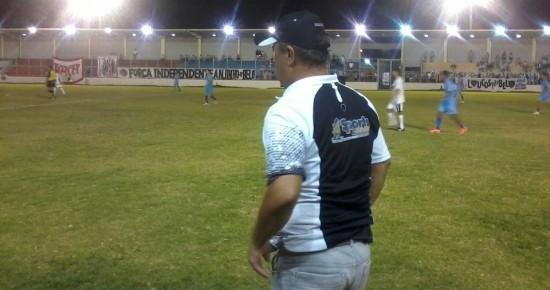 Pedro Manta não é mais o treinador do Botafogo-PB
