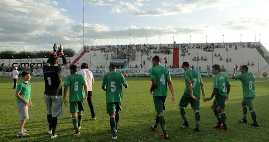 Nacional inicia montagem do time para o Paraibano 2013