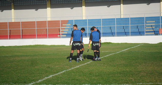 Árbitros paraibanos recebem capacitação para a temporada 2013
