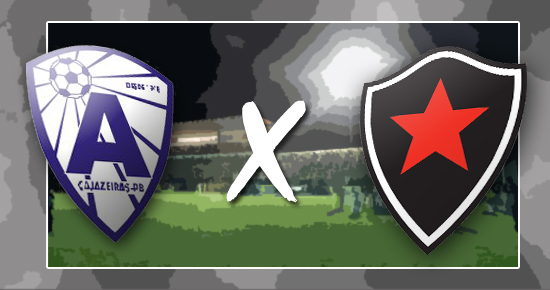 Atlético recebe o Botafogo no Perpetão e ficam no 1 a 1