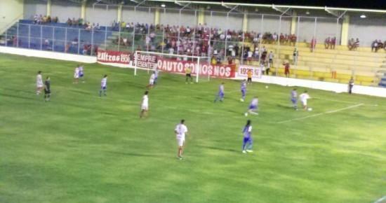 Em jogo movimentado, Auto Esporte e Atlético de Cajazeiras empatam em JP