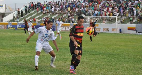 Na despedida do Nordestão, Sousa sofre goleada do Sport e perde por 6 a 1