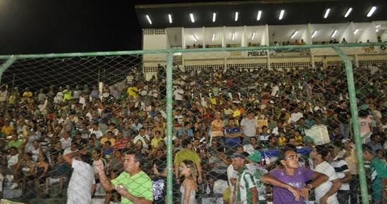 Sousa disputará Copa do Brasil 2013 e CSP está fora
