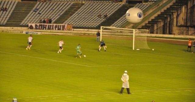 Botafogo-PB joga mal novamente e empata em 2 a 2 com o Nacional de Patos