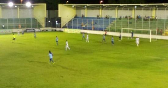 Paraibano 2013: CSP e Atlético empatam em 1 X 1 na Graça