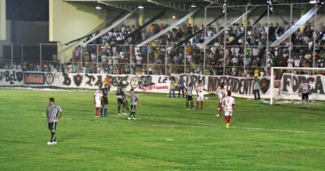 Botafogo-PB encara América-RN em último teste antes do Nordestão