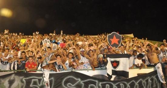 Por ação de torcedor na Justiça Comum, Botafogo-PB é excluído da Série C