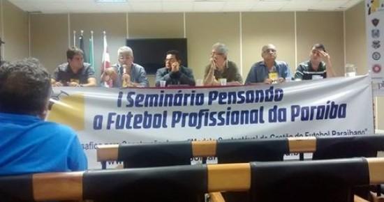 Presidentes de Bota-PB, Raposa e Galo participam de palestra na UEPB