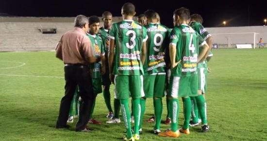 Visando o clássico contra o Atlético, Pedrinho quer corrigir erros do Sousa após derrota