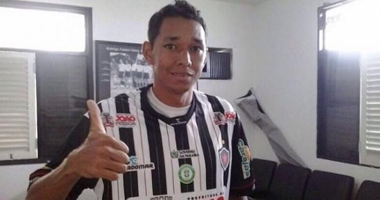 Meia Chapinha é dispensado pelo Botafogo-PB