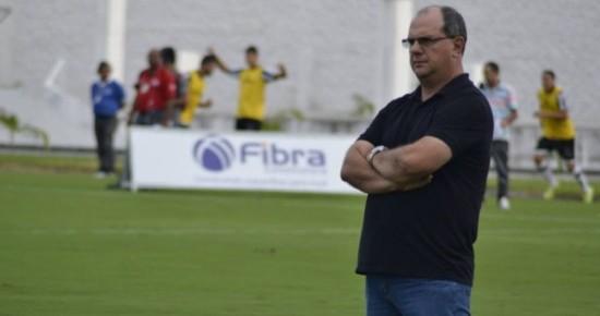 Vilar critica atuação do Botafogo-PB, aceita vaias da torcida, mas quer dar a volta por cima contra o Ceará