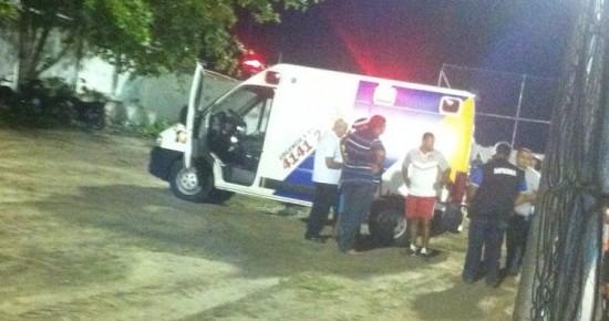 Por falta de pagamento, ambulância ameaça ir embora e paralisa jogo do Paraibano