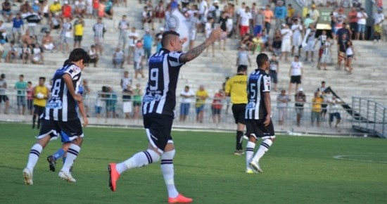 Botafogo-PB joga bem, goleia Atlético de Cajazeiras e amplia vantagem na liderança