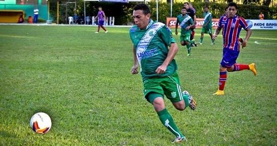 """Após """"perder"""" reforço, Treze acerta com destaque do Campeonato Baiano"""