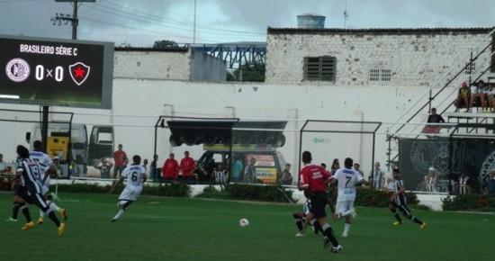 Edson pega pênalti e Botafogo-PB empata com o ASA fora de casa