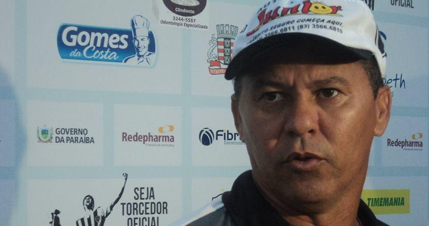 """Ramiro elogia empenho do time e avisa: """"Aqui dentro o Bota-PB tem que ser respeitado"""""""
