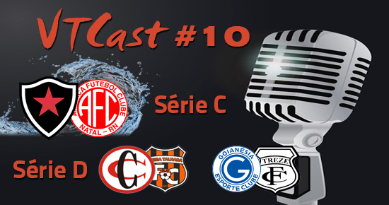 VT Cast #10 – Comentários sobre as vitórias de Belo e Raposa, e do empate do Galo