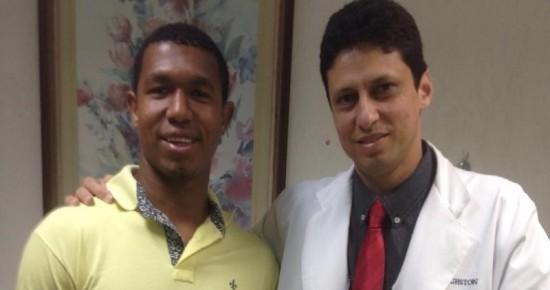 Médico do Campinense explica a gravidade da lesão do atacante Rodrigão