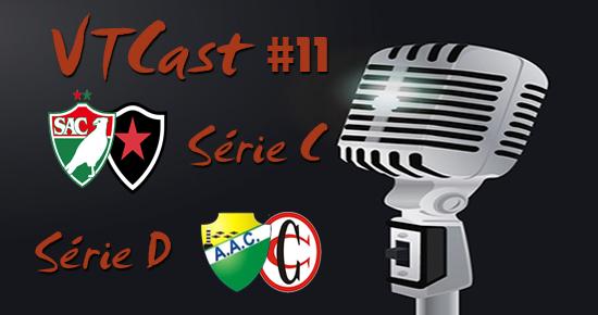 VT Cast #11 – Botafogo-PB goleado, Campinense líder, palpites e muito mais