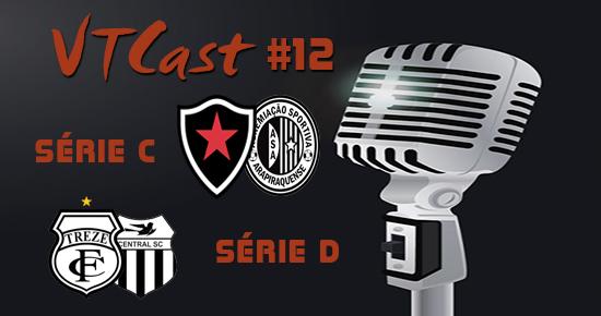 VT Cast #12 – A análise dos empates de Botafogo-PB e Treze, contratações do Campinense e muito mais