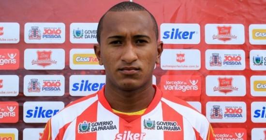 Júnior Mandacaru desconhece proposta do Vasco, mas admite: 'Ficaria muito feliz em ir'