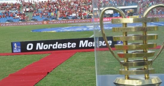 Sorteio da Copa do Nordeste 2016 já tem data e potes definidos