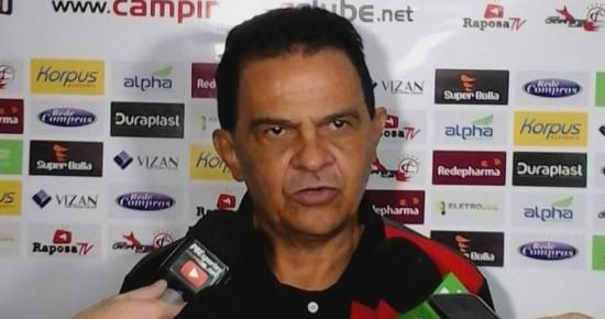 Campinense renova com Diá e quer segurar quase todo elenco atual
