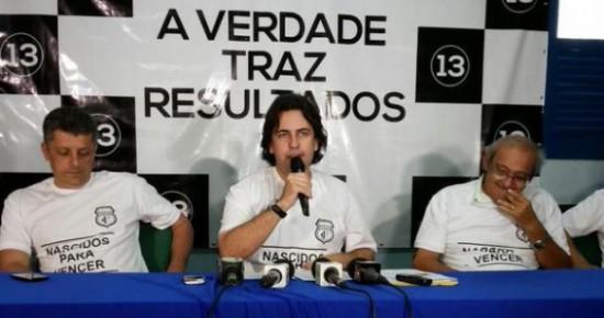 """Ex-presidente do Treze deve indicar nome para """"bater chapa"""" na eleição do clube"""
