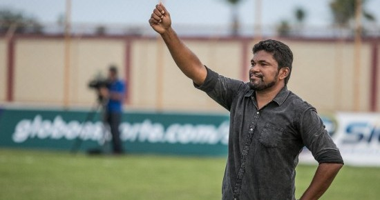 Novo técnico do Auto Esporte quer time jogando para frente