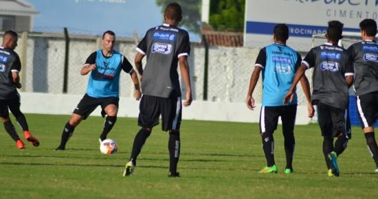 Botafogo-PB pode ter até cinco alterações para encarar o Sousa