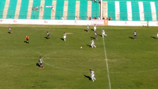 No Marizão, Botafogo-PB sai atrás no placar mas vence o Sousa de virada
