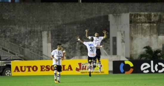 Botafogo-PB vence o River-PI novamente e avança na Copa do Brasil