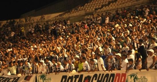 Botafogo-PB e River-PI duelam por uma vaga na terceira fase da Copa do Brasil