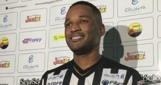 Destaque em sua estreia, Rodrigo Silva quer Botafogo-PB pontuando fora de casa