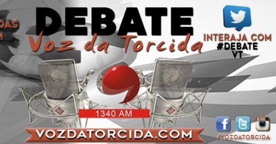 Debate Voz da Torcida #13 – A discussão sobre os Paraibanos no Brasileiro e final do campeonato estadual