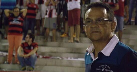 Menos de uma semana depois de conquistar o bi Paraibano, Francisco Diá é demitido do Campinense