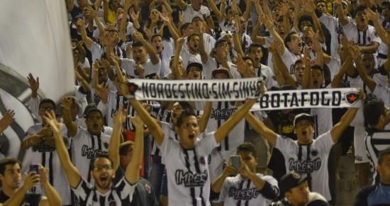 Botafogo-PB divulga preço dos ingressos para partida do mata-mata contra o Boa Esporte-MG