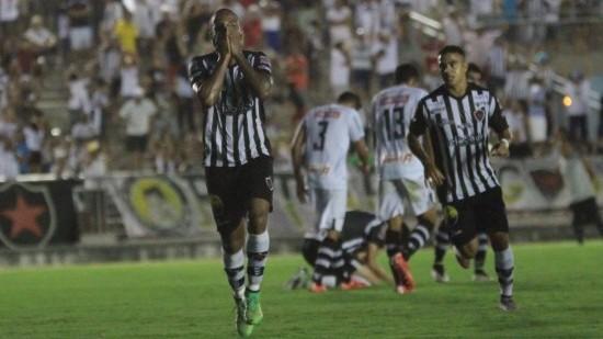 Botafogo-PB terá missão dura para eliminar o Palmeiras da Copa do Brasil