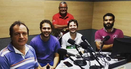 Debate Voz da Torcida #34 – Entrevista com Watteau Rodrigues, presidente do Auto Esporte