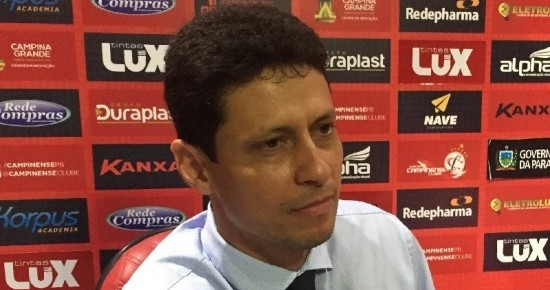 Lesão faz atacante parar por seis meses e Campinense vai atrás de substituto