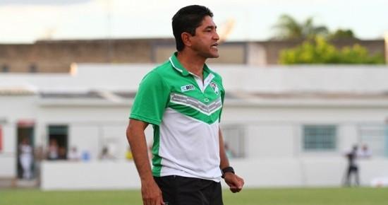 Campinense escolhe Sérgio China para ser seu novo treinador