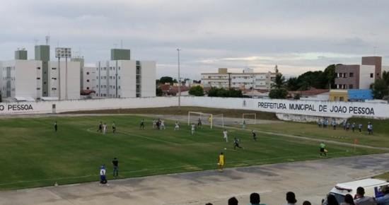 CSP e Internacional-PB empatam por 0 a 0 em tarde de gols desperdiçados