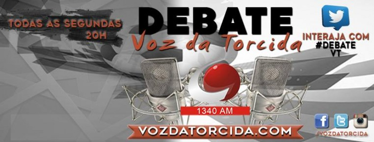 Debate Voz da Torcida #41 – Repercussão da rodada de clássicos e primeira rodada da Copa do Nordeste