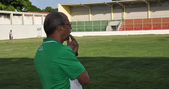 Paraíba de Cajazeiras acerta com o seu terceiro treinador para o Campeonato Paraibano