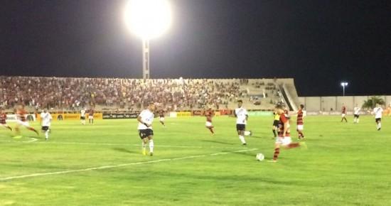 Glédson falha e Campinense é eliminado pela Ponte Preta na Copa do Brasil 9c39cdf93e995
